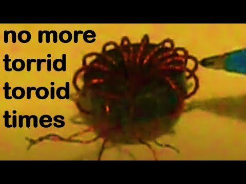 Making broadband ferrite transformers for radio & antenna projects