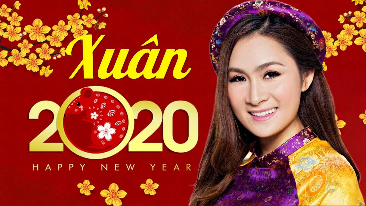 GIÁNG TIÊN | Nhạc Xuân 2020, Nhạc tết trữ tình Mừng Năm Mới Tết Canh Tý
