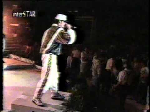 Vanilla Ice Live in Turkey 1992 [Full Concert]
