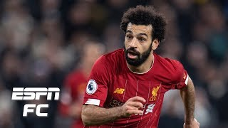 Liverpool's Mohamed Salah has been struggling with the little things - Hutchison | ESPN FC