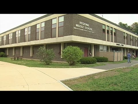 Elevated lead levels found at Amherst Middle School