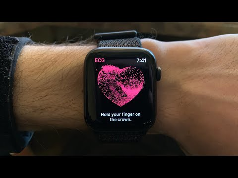 How to Set Up the Electrocardiogram (ECG) Reader on Apple Watch