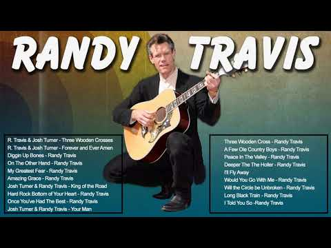 Randy Travis Greatest Hits Best Country Songs 2018 - Randy Travis Best Songs Of Male Country Singers