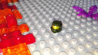 Halo 5 Guardians Mega Bloks Trailer - Spartan Locke And Master Chief, Who