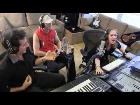 TV Fitness Icon GILAD & Steve Feinberg - P1 - MARINA's Musical Health Talk