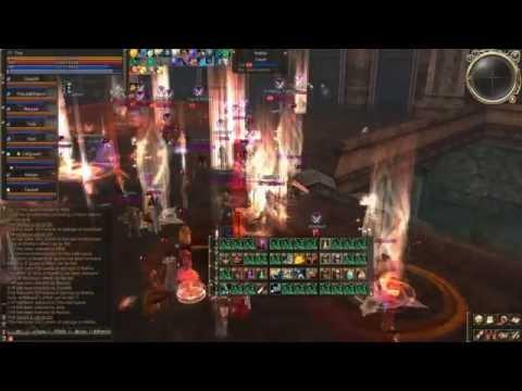 Lineage 2 - Hawkeye(Стрелок) - [RedStorm] Troy - Baium 23.07.11