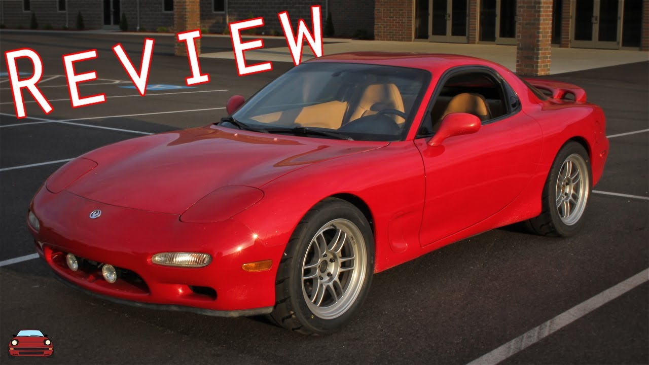 small resolution of 1993 mazda rx 7 review