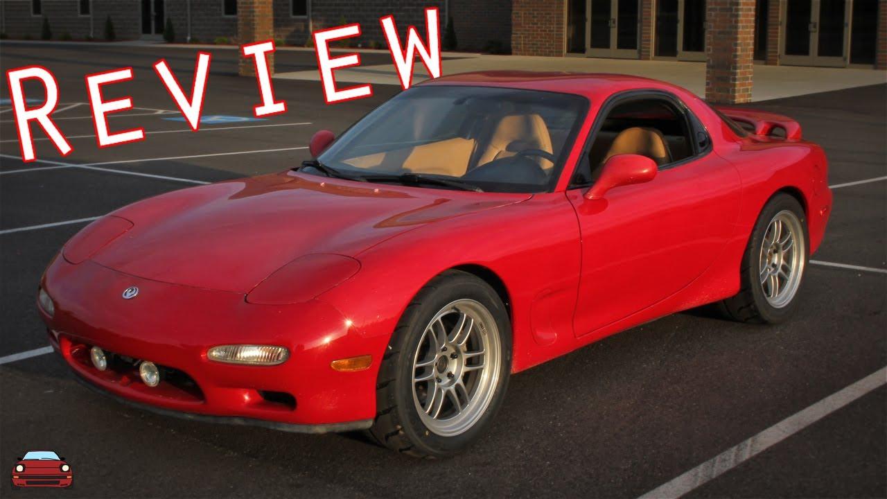 1993 mazda rx 7 review [ 1280 x 720 Pixel ]