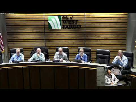 City of West Fargo Feb. 19, 2018 City Commission Meeting