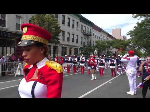 Panamanian Day Parade~2017~Brooklyn~Panamanian Marching Band From Atlanta~NYCParadelife