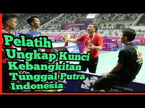 download Kunci Kebangkitan Tunggal Putra Indonesia Kata Pelatih