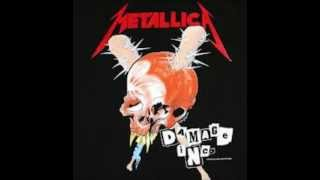 Metallica- Damage Inc. (Eb tuning)