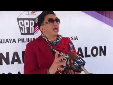 Azwan Ali - Sapa pangkah Diva AA dpt makan rendang free