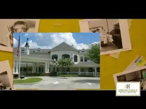Orlando Independent Living Facility & Assisted Living Facility | Spring Hills