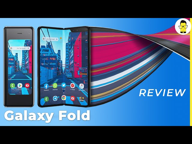 Samsung Galaxy Fold review: you'll want to buy it once you use it