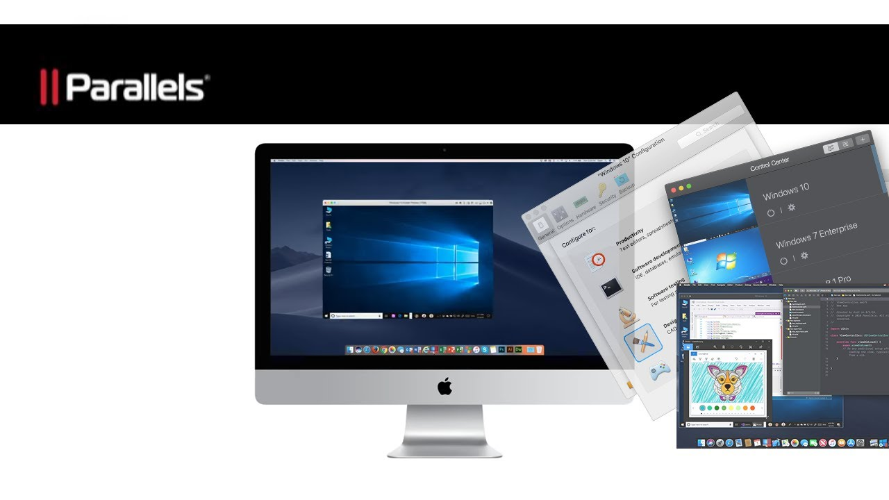 How to Run Windows on Mac: Parallels Desktop 14 for Mac