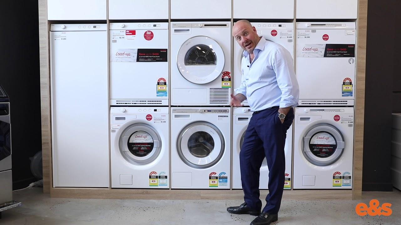 Download ASKO W4086C Washing Machine