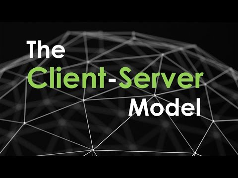 The Client Server Model   Clients and Servers