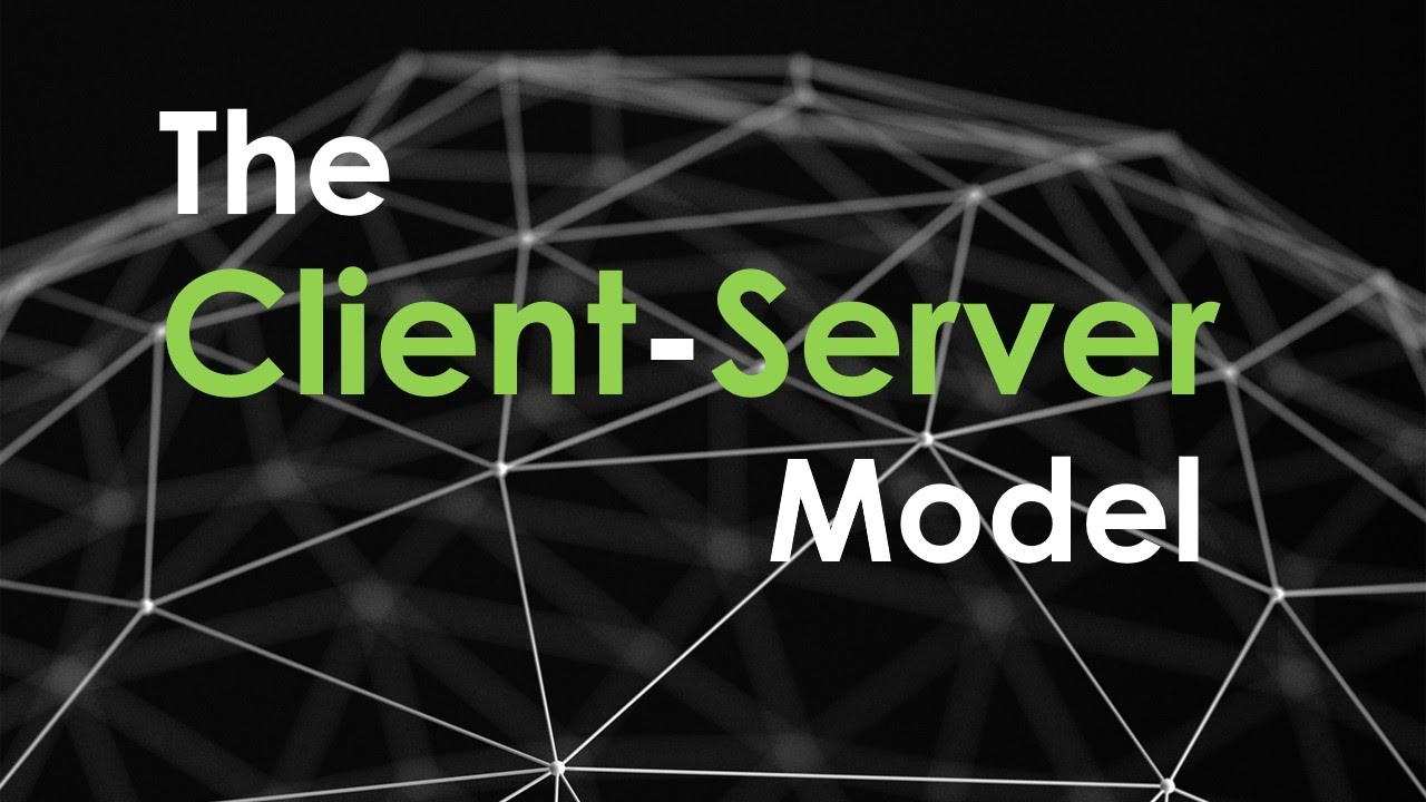 The client server model clients and servers youtube for Consul server vs client