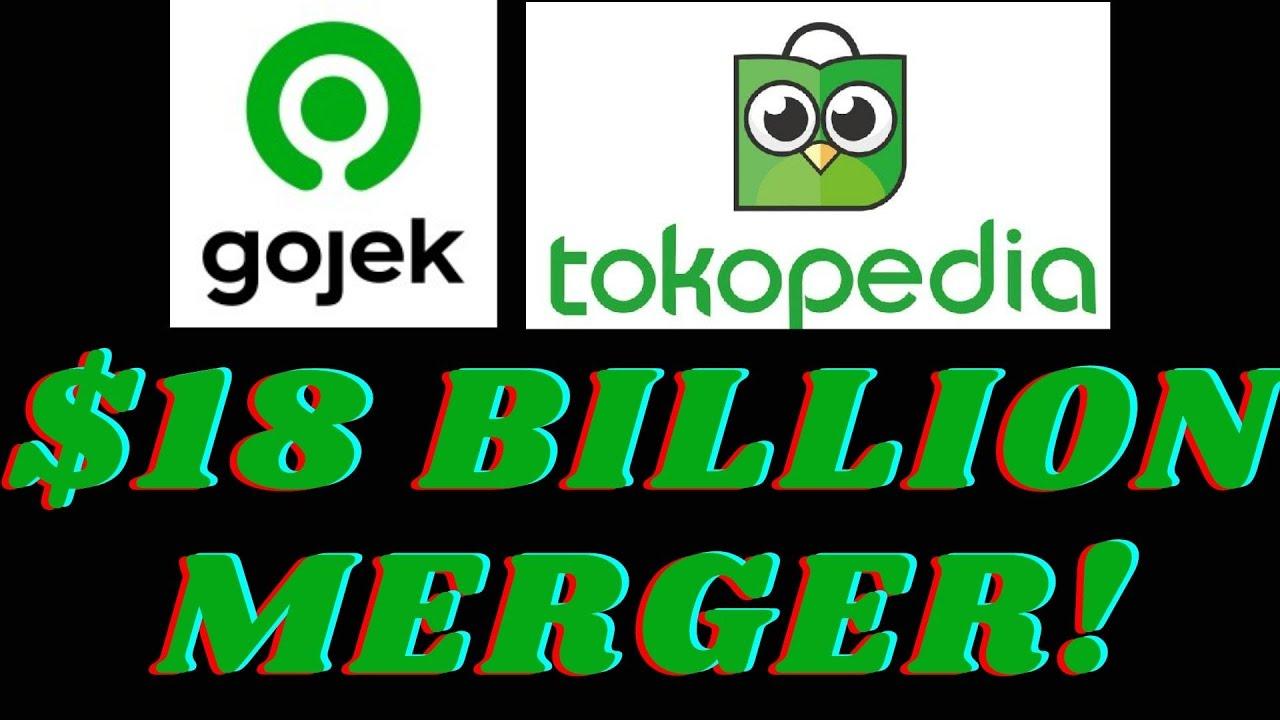 Gojek Tokopedia To Merge And Ipo As One Company Worth 18 Billion Dollars Youtube