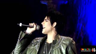 Adam Lambert - Ring of Fire *ENHANCED VERSION* Party City