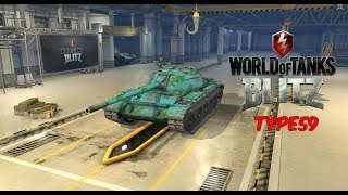 Type59 - World of Tanks Blitz