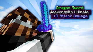 The DRAGON Sword is too OVERPOWERED (Hypixel UHC)