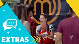 Detrás de cámara en el desafío de MasterChef Latino 2   Un Nuevo Día   Telemundo
