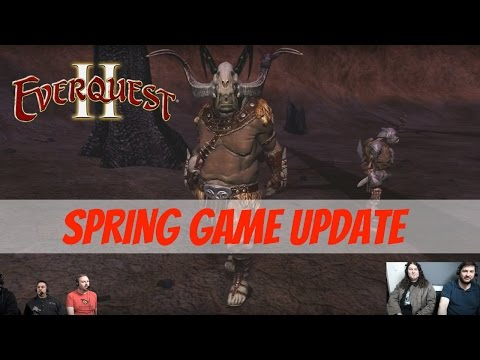 EverQuest 2 Stream Replay - Spring Update Announcement