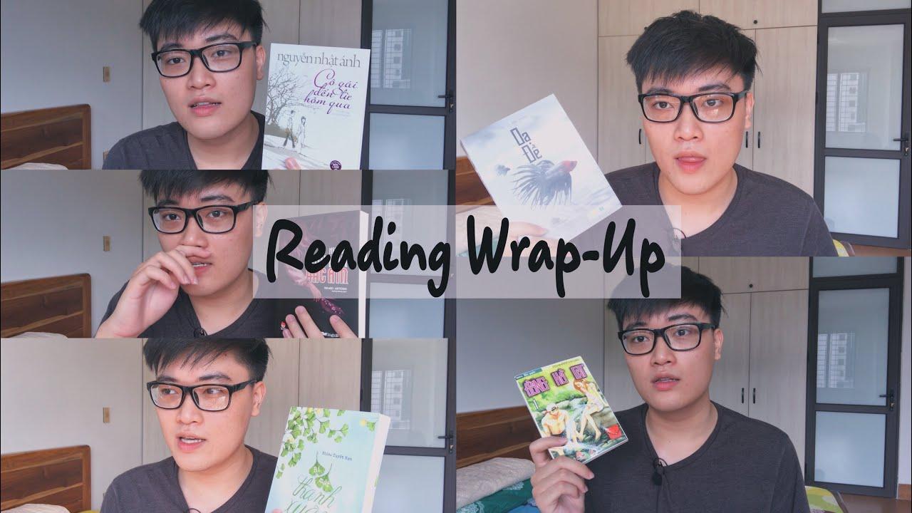 #34 | Reading Wrap-Up | Sách và Truyện mình đọc trong tháng 8 | REVIEW Sách