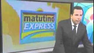 Así sintieron el sismo en Foro TV