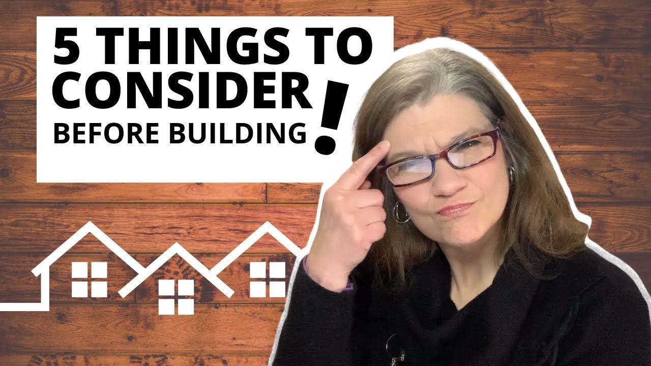 Building a Home in NC | Mountain Region | Things to Consider