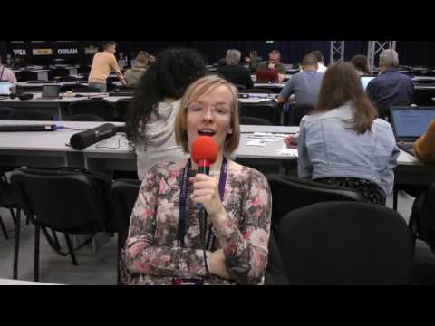 ESCKAZ in Kyiv: Greece first rehearsal press reaction
