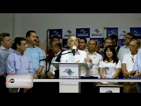 Governador assina convênios e entrega casas na região