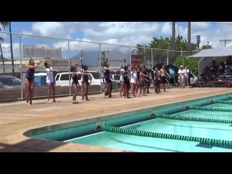 MAUI SWIM CLUB 2016 MOKIHANA FUN MEET CHEER