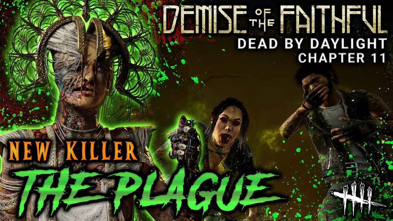 dbd the plague release date
