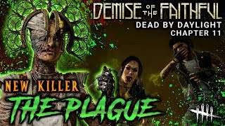 NEW DBD KILLER The Plague Now Released Dead By Daylight 300 With HybridPanda