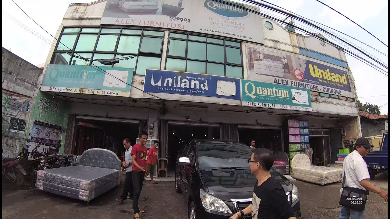Toko Alex Furniture Jalan Mayor Oking No 60 Part 1