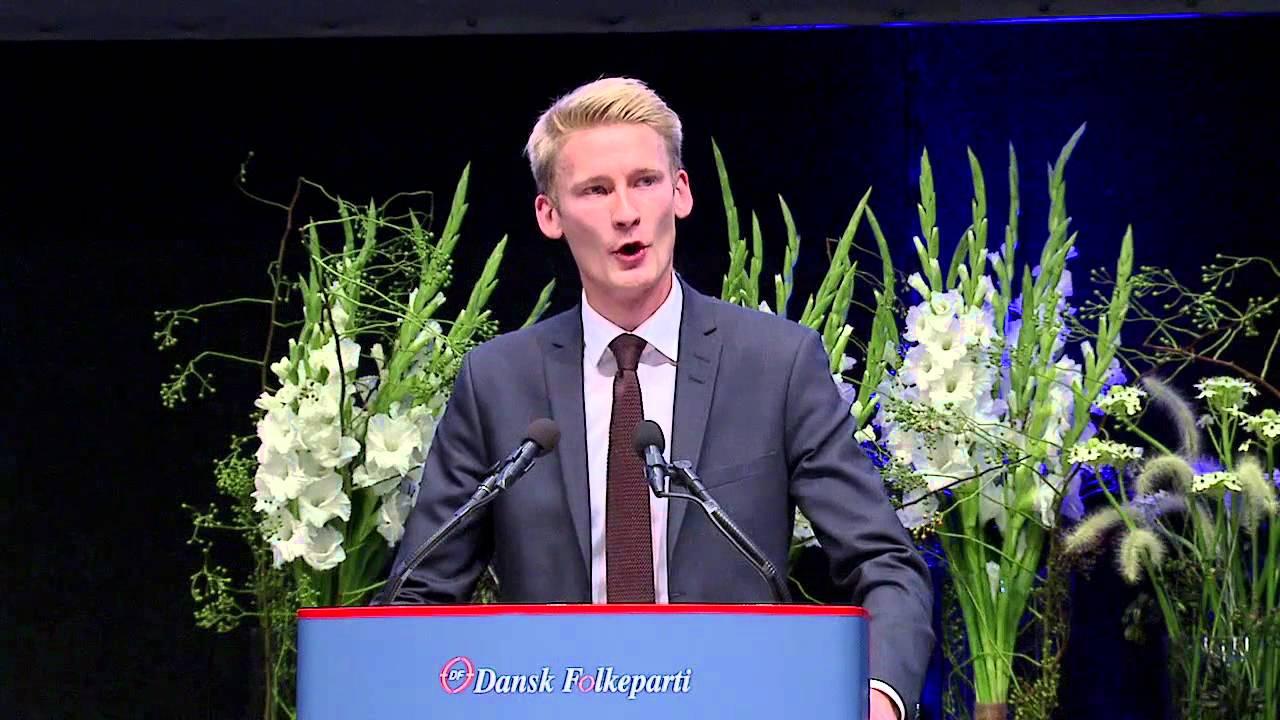 Peter Kofods tale på Dansk Folkepartis årsmøde 2015
