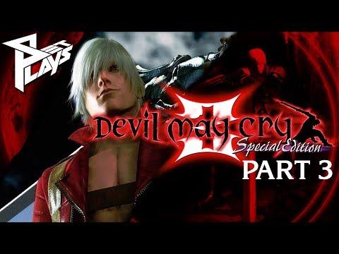 Set Plays (Livestream): Devil May Cry 3 (Blind Run)   Part 3 thumbnail