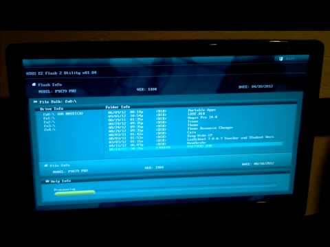 ASUS P9X79 PRO BIOS 1203 DRIVER PC