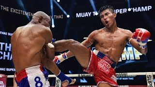 FULL | Muay Thai Super Champ | 14/10/61 | ช่อง8 มวยไทยซุปเปอร์แชมป์