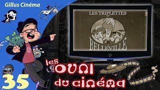 LES TRIPLETTES DE BELLEVILLE - les OVNI du cinéma 35