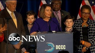 Will Nancy Pelosi become Speaker of the House?