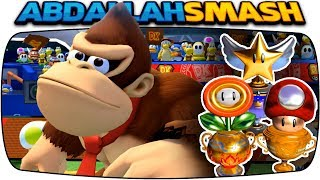 Mario Tennis Aces - ALL Tournament Trophies With Donkey Kong! [Nintendo Switch]