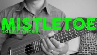 Download lagu Mistletoe Justin Bieber EASY Ukulele Tutorial Chords How To Play MP3