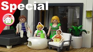 Playmobil Film Deutsch - Ostern - Roomtour - Familie Hauser - Kinderfilme Von Family Stories