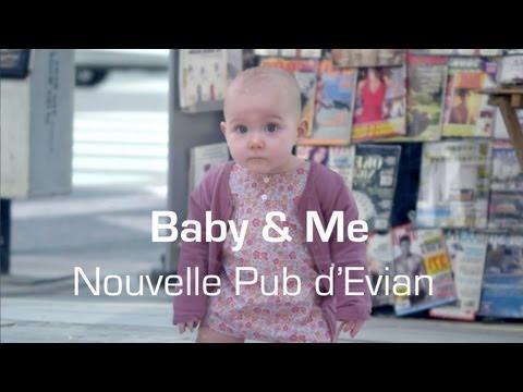 Nouvelle publicité Evian - Baby&Me 2013 [HD]