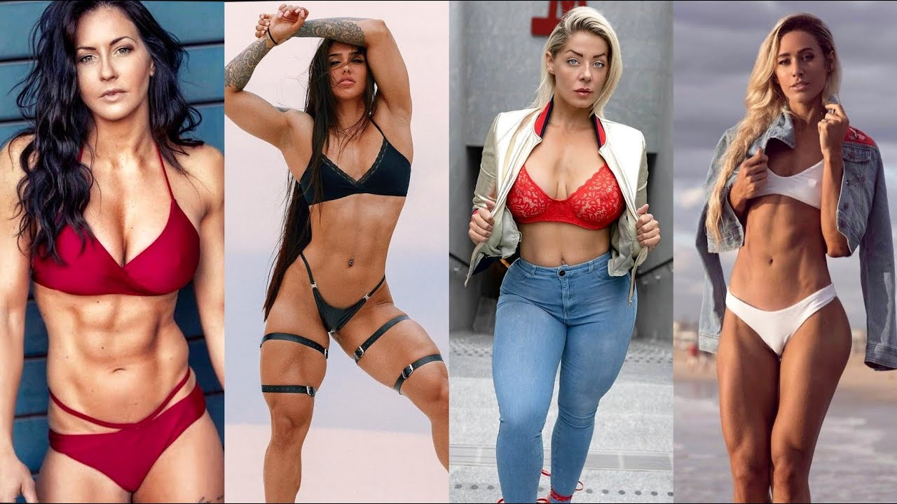 Female Fitness Motivation2021 🔥| Beautiful Training | Crossfit Workouts | Crossfit Girls