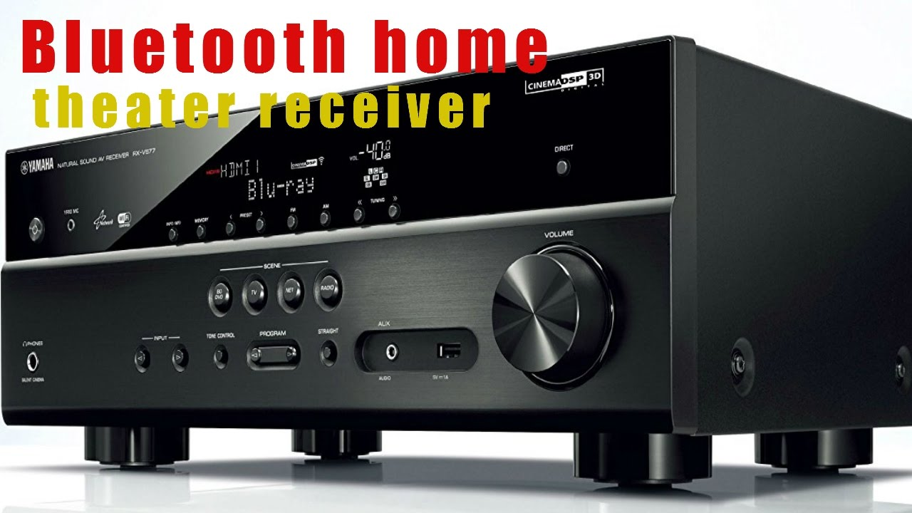 The ten best bluetooth home theater receiver review youtube - Home cinema bluetooth ...